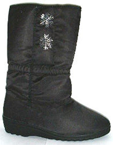Noir Blizzard Femme Pour Boots Bottes qTnzP87