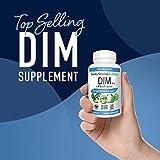 DIM Supplement 200mg - DIM Diindolylmethane Plus