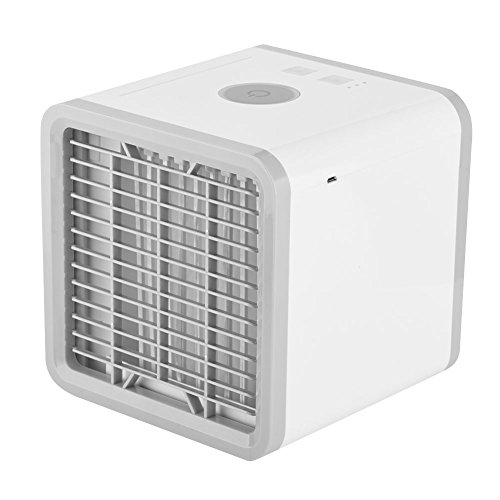 Save Power Desktop Air Cooler Portable Personal Air Conditioner Arctic Air Personal Space Cooler Easy Way to Cool Home Office Desk by Aramox (Image #6)