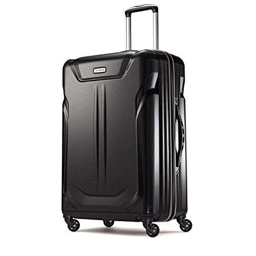 Samsonite Liftwo Hardside Spinner 29, Black, One Size by Samsonite