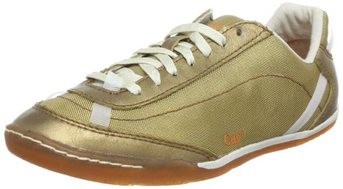 Cat Footwear Womens CLARIFY Trainers Gold - Gold (Gold/Oro)
