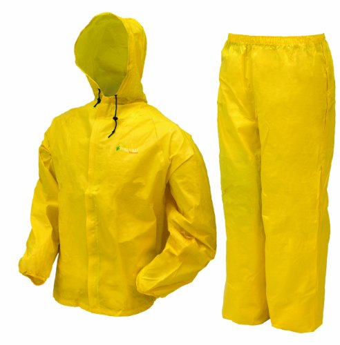 Frogg Toggs UL12104 Hooded Rainsuit product image