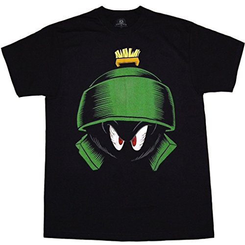 Animation Shops Looney Tunes Marvin The Martian Angry T-Shirt-X-Large