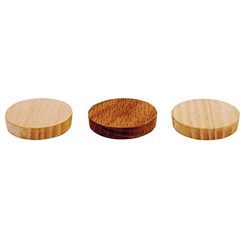 """1-1/2"""" Maple Stair Plugs, Qty. 25"""