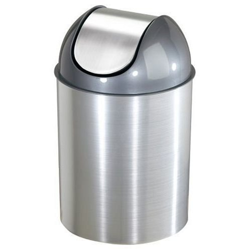 Umbra Nickel Trash Can (Umbra Mezzo Trash Can)
