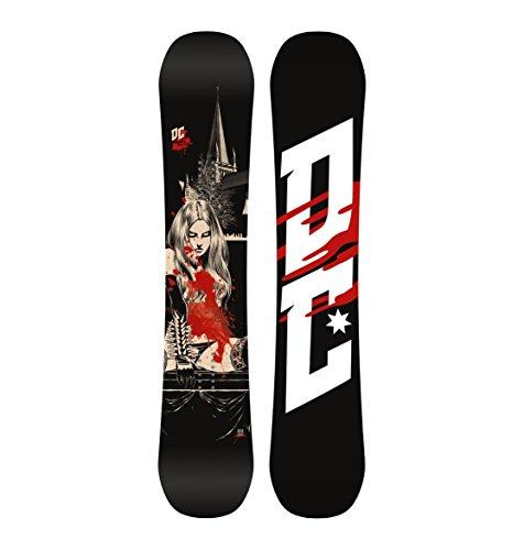 DC Media Blitz Snowboard, 158cm, Multicolor