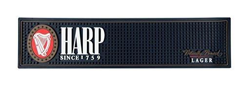 - Harp PVC Signature Label Bar Mat