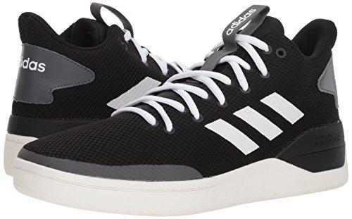 Adidas gris Noir Homme Bball80s blanc ZAqwnrZ1