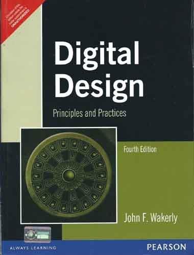 Digital Design by Pearson