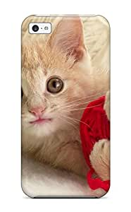 ZippyDoritEduard Snap On Hard Case Cover Playful Kitten Protector For Iphone 5c
