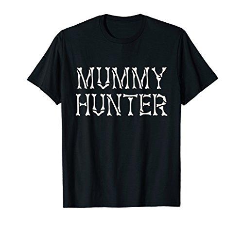 Mummy hunter halloween costume for man and woman ()