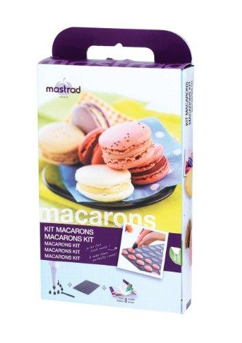 Mastrad A45360 Macaron Kit, Set of 2 by Mastrad