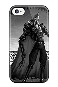 6956994K39768887 New Arrival Premium 4/4s Case Cover For Iphone (cyborg)