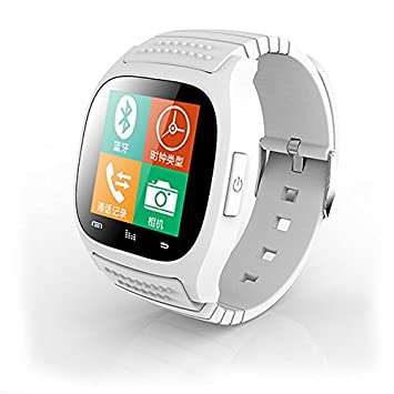 Lemumu RWATCH M26S Ropa Smart Watch,Rastreador/Sleep ...