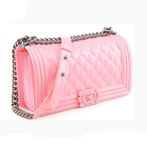 Eysee - Cartera de mano para mujer Rosa verde 25cm*15cm*8cm rosa