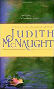 Why are judith mcnaught books not on kindle