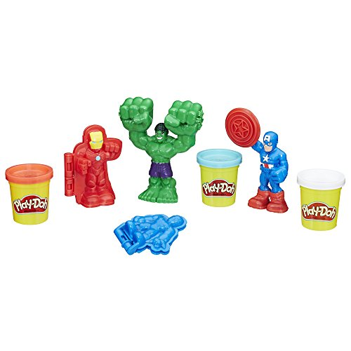 Play-Doh Marvel Hero Tools - Dough Play Spiderman