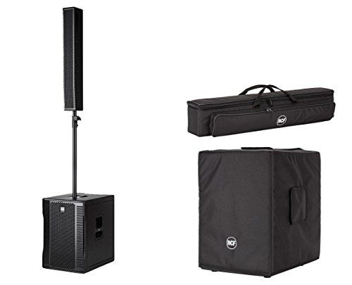 (RCF Evox 12 Portable Array Active Powered Speaker System with FREE Cover)