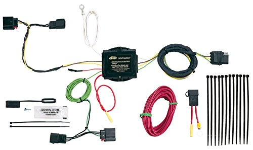 Town & Country Trailer Wiring (Hopkins 11142175 Plug-In Simple Vehicle Wiring)