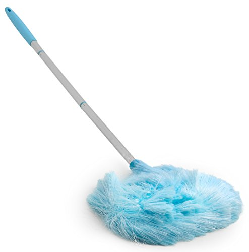 Extendable Double-Sided Microfiber Duster for Ceiling Fan by FloridaBrands