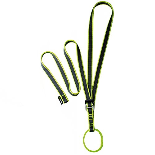 EDELRID Adjustable Belay Station Sling, 110cm, Slate/Oasis