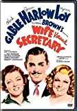 Wife vs. Secretary by Warner Home Video by Errol Taggart Clarence Brown