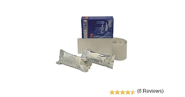 Roltech TACOROLL Rollo de papel t/érmico para tac/ógrafo digital