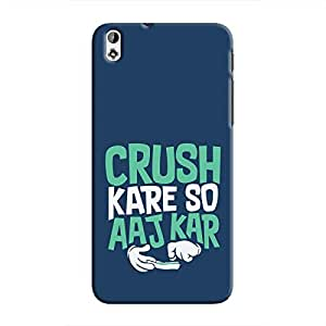 Cover It Up - Crush Kare So Aaj Kar Desire 816 Hard Case