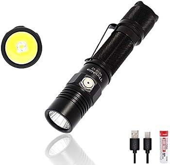 ThruNite TC12 V2 LED CREE XP-L Flashlight