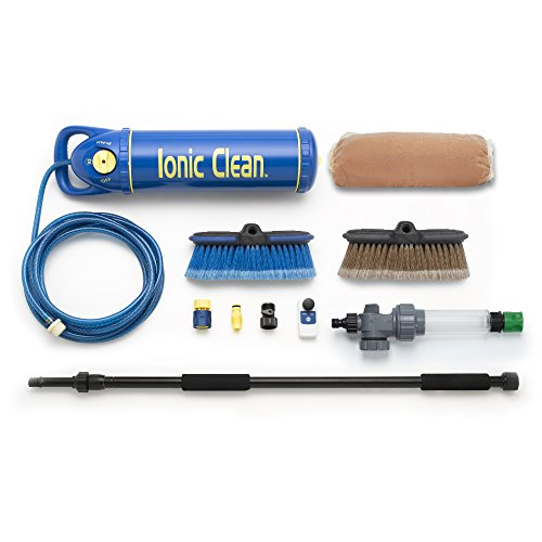 Washing System - Spot Free Car Washing and Rinsing System 5-in-1 Bundle Pack - HomeRight C900118.M Ionic Clean