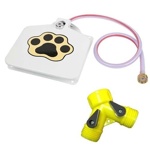 Durability Trouble-Free Outdoor Dog Pet Drinking Doggie Water Fountain 41