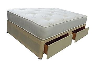 Interiors para U 2 divanes y colchones extra grandes hipoalergénico Superior 1200 de muelles ensacados de