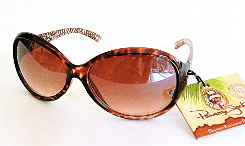 Panama Jack Womens Fashion Sunglasses (1548) 100% UVA & UVB Protection + FREE CLEANING - Polarized Panama Jack Sunglasses