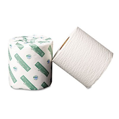 Boardwalk Green Bathroom Tissue, 2-Ply, WhiteBWK 20GREEN
