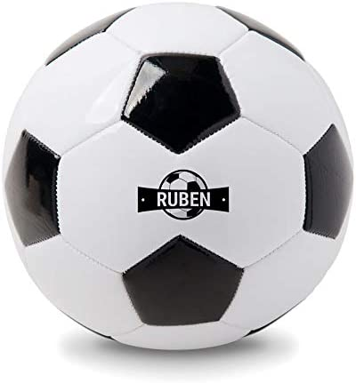 Yoursurprise Balón de Fútbol Personalizado - Balón de Fútbol ...