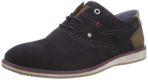 s.Oliver 13202 - Zapatos de cordones derby Hombre Azul - azul (Navy 805)
