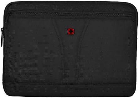 Wenger, BC Top, 11.6'' - 12.5'' Ballistic Laptop Sleeve, Black (R)