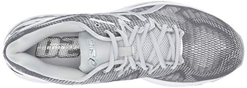 ASICS Mens Fitness/Cross-Training Trail Running Shoe, Carbon/Silver/White, 7 Medium US by ASICS (Image #7)