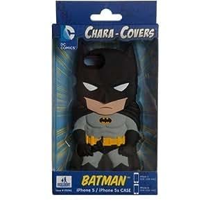 DC Comics CHARA-COVERS BATMAN Case For Sam Sung Galaxy S5 Mini Cover / Case For Sam Sung Galaxy S5 Mini Cover S - Rare BLACK/GREY Costume
