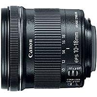 Canon EF-S 10-18mm f/4.5-5.6 IS STM Lens (Cerified Refurbished)