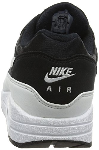Running Wmns Black 034 White Donna Nero Air Scarpe Max 1 Nike HXwqqa