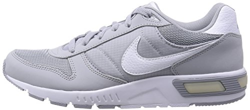 Nike Nightgazer - wolf grey/white