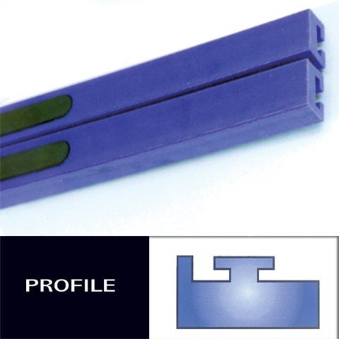 HYPERFAX POLARIS BLUE 49 1/2'' PROFILE #11, Manufacturer: HYPERFAX, Manufacturer Part Number: 56-AD, Stock Photo - Actual parts may vary.