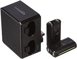 AmazonBasics - Cargador de batería de mando (para Xbox One original), negro: Amazon.es: Videojuegos