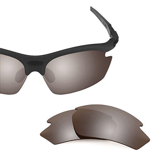 Verres de rechange pour Rudy Project Rydon — Plusieurs options Polarisés Elite Flash Bronze MirrorShield®