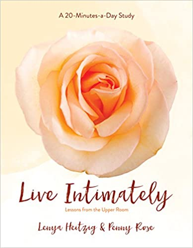 Book Live Intimately: Lessons from the Upper Room (Fresh Life Series)