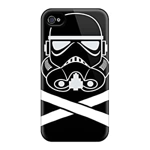 Shockproof Cell-phone Hard Cover For Iphone 6plus With Provide Private Custom Lifelike Stormtrooper Series JasonPelletier