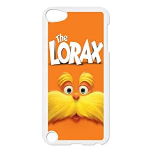 Cute Cartoon Film The Lorax Once-ler Picture Design Snap-on Hard Plastic Protective Durable Back Case Cover Shell for iPod Touch 5th-1