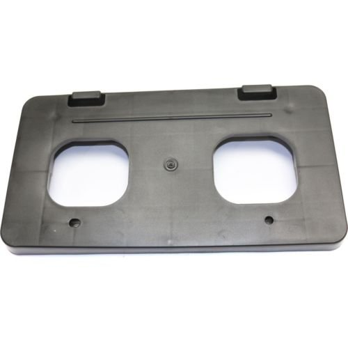 Make Auto Parts Manufacturing - FRONT BUMPER LICENSE BRACKET; FOR USE WITHOUT SPORT MODEL - TO1068115