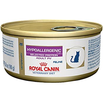 Royal Canin Hypoallergenic Cat Food Duck